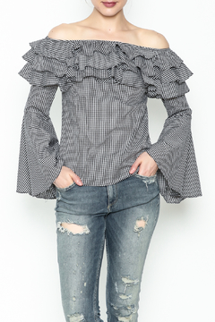 Better Be Ruffle Bell Sleeve Top - Product List Image