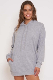 Better Be French Terry Long Hoodie - Front cropped
