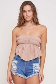 Better Be In The Groove Bubble Tube Top - Side cropped