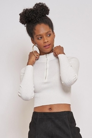 Better Be Long Sleeve Ribbed Top - Side cropped
