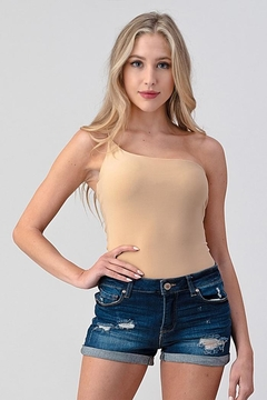 Better Be One Strap Bodysuit - Product List Image