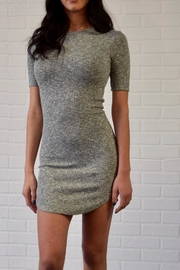 Better Be Ribbed Mini Dress - Product Mini Image