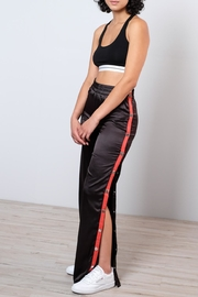Better Be Satin Tear Aways Pants - Front cropped