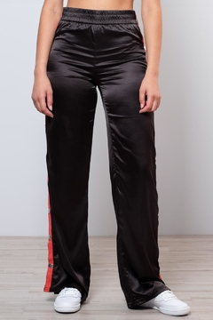 Shoptiques Product: Satin Tear Aways Pants