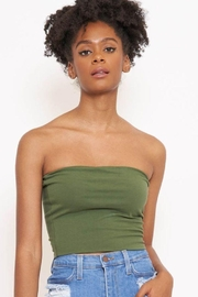 Better Be Sleeveless Basic Top - Product Mini Image