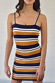 Better Be Striped Tank Dress - Product Mini Image