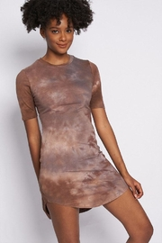 Better Be Tie-Dye Jersey Dress - Product Mini Image