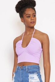 Better Be Venecia Crop Top - Product Mini Image