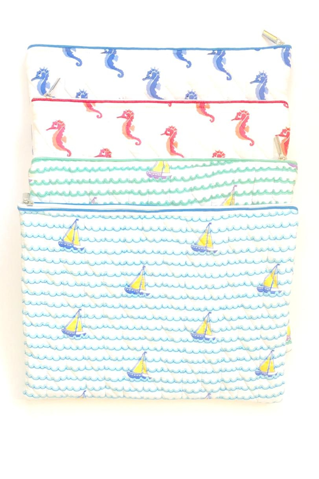 Better Living Seahorse Wet/Dry Tote - Front Full Image