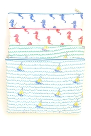 Better Living Seahorse Wet/Dry Tote - Front full body