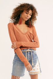 Free People Betty Long Sleeve - Front cropped