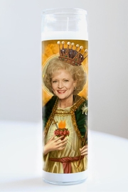 Illuminidol  Betty White Candle - Product Mini Image