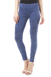 beulah Blue Jeggings - Product Mini Image
