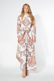 beulah Boho Button-Down Maxi - Product Mini Image