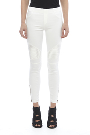 beulah Distressed Legging - Product Mini Image