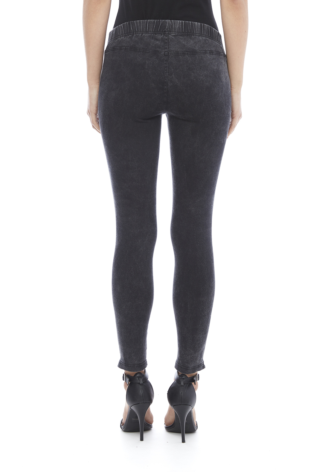 Beulah Distressed Legging from Missouri by Zsa Zsa u0026 Daphneu0026#39;s u2014 Shoptiques