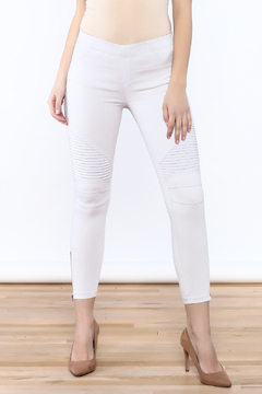 Shoptiques Product: Textured Leggings