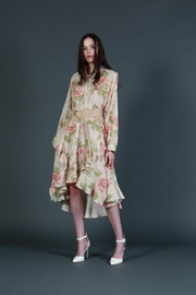 beulah Floral Midi Dress - Product Mini Image