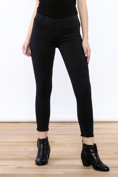 Shoptiques Product: Fray Bottom Crop Pant