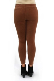 beulah Moto Legging - Front full body
