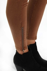 beulah Moto Legging - Side cropped