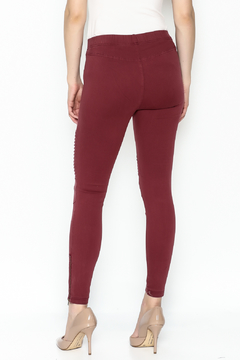 beulah Moto Leggings - Alternate List Image