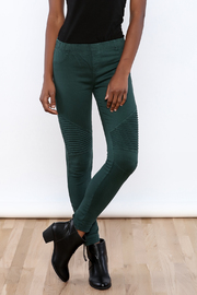 beulah Moto Leggings - Product Mini Image