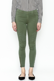 beulah Moto Pants - Front full body