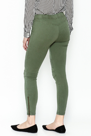 beulah Moto Pants - Back cropped