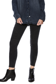 beulah Moto Zip Legging - Product Mini Image