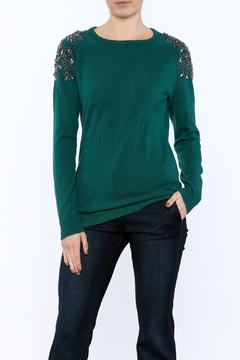 Shoptiques Product: Beaded Sweater