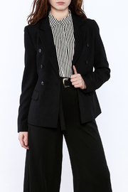 BEULAH STYLE Double Breasted Blazer - Product Mini Image