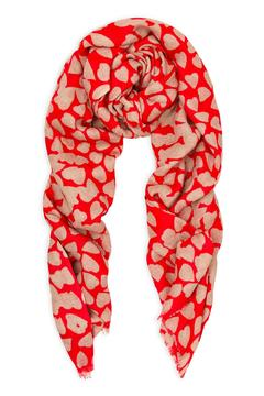 Shoptiques Product: Red Heart Shawl