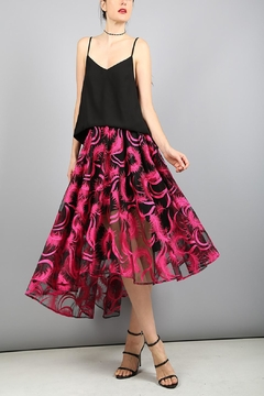 BEULAH STYLE Beulah Embroidery Skirt - Product List Image