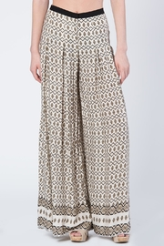 BEULAH STYLE Beulah Print Pants - Front cropped
