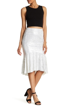 BEULAH STYLE Beulah Sequin Skirt - Product List Image