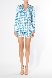 BEULAH STYLE Blue Heart Top - Product Mini Image
