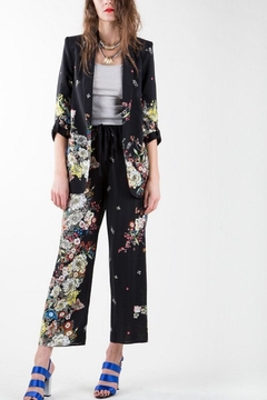 BEULAH STYLE Floral Blazer - Product List Image