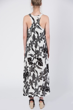 BEULAH STYLE Floral High Low Dress - Alternate List Image