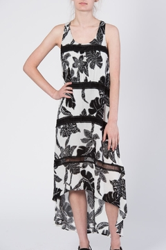 Shoptiques Product: Floral High Low Dress