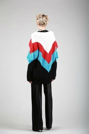 BEULAH STYLE Fringe Sweater - Other