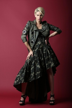 Shoptiques Product: Grommet Army Jacket