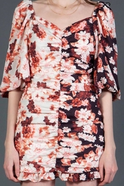 BEULAH STYLE Reverse Floral Minidress - Other