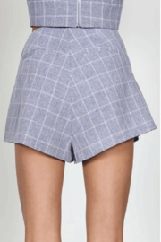 Earthy Chic Bev Bow Shorts - Side cropped