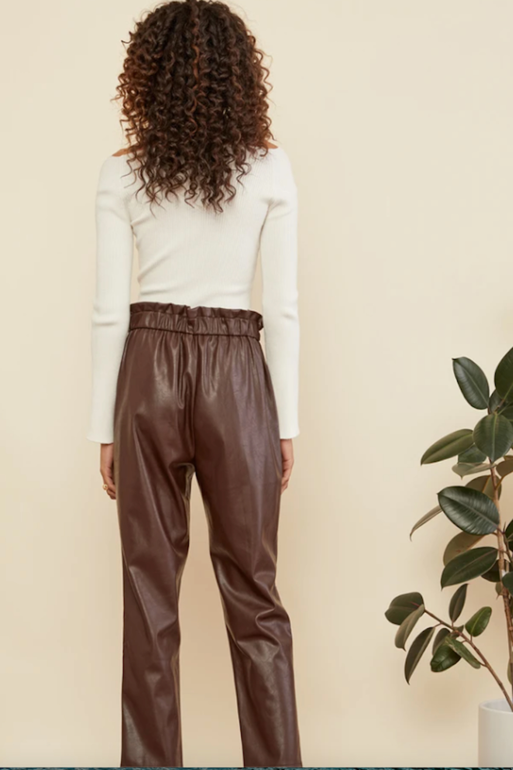 Lucy Paris  Bev Knit Sweater - Side Cropped Image