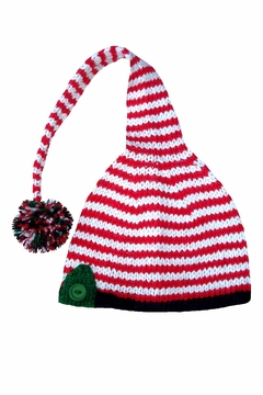 Shoptiques Product: Baby Christmas Elf-Hat