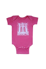 BEVA Brooklyn Onesie - Front cropped