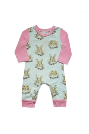 BEVA Bunnies Baby Bodysuit - Product Mini Image