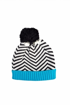 Shoptiques Product: Children Chevron Hat
