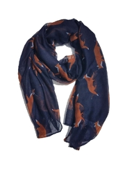BEVA Fox Scarf - Product Mini Image